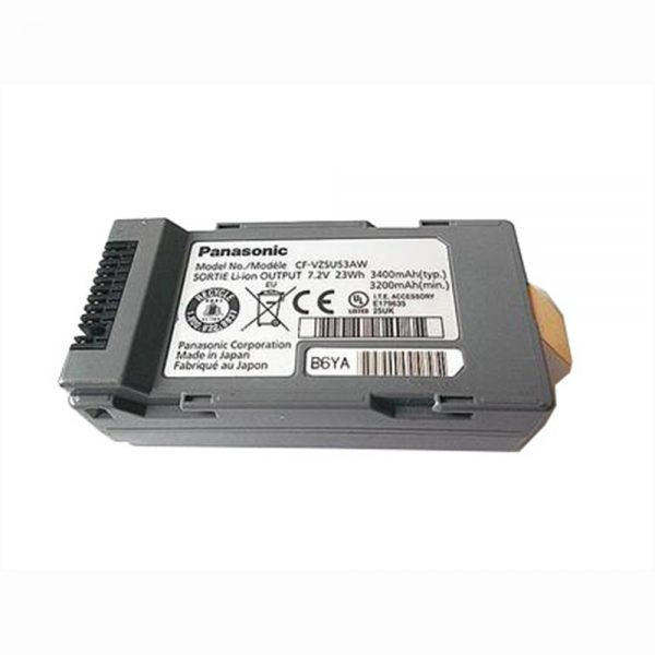 Batterie d'origine pour ordinateur portable PANASONIC CF-H1
