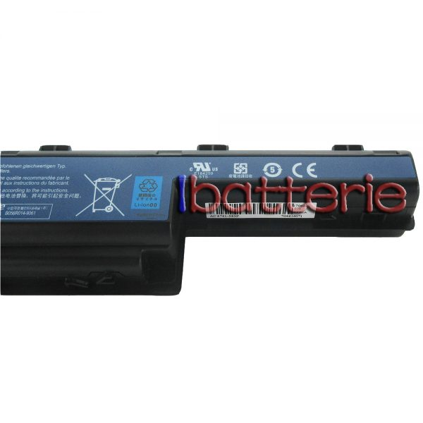 Batterie d'origine pour ordinateur portable ACER  Aspire 7251,Aspire 7551
