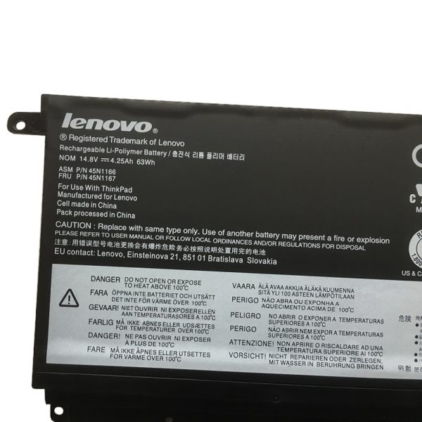 Batterie d'origine pour ordinateur portable LENOVO ThinkPad S530