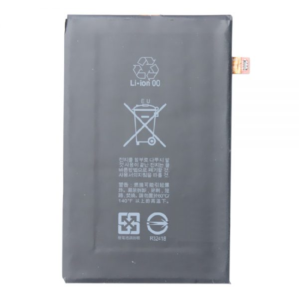 Batterie d'origine BPCLS00001B pour Blackberry Q20