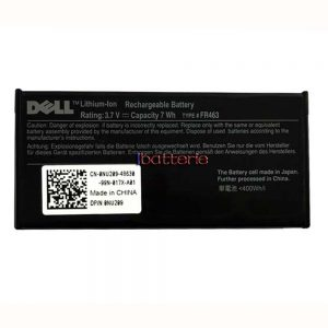 Batterie d'origine pour DELL Poweredge T300,PowerEdge T410,PowerEdge T605,PowerEdge T610,PowerEdge T7500,PowerEdge NX300