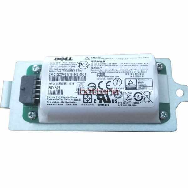 Batterie d'origine pour DELL MD3820F