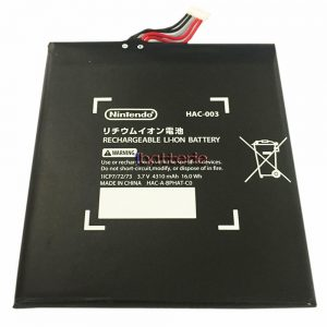 Batterie d'origine pour Nintendo Switch HAC-003